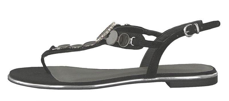 8822eab818049 Tamaris Dámské sandále 1-1-28151-22-001 Black (Velikost 36