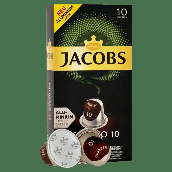 Jacobs kawa w kapsułkach Espresso Intenso Intenzita 10 - 10 szt.