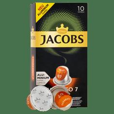 Jacobs kawa w kapsułkach Espresso Classico Intenzita 7 - 10 szt.