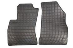 MAMMOOTH Koberce gumové, Fiat Doblo (VAN) od 02.2010, sada 2 ks (přední), černé
