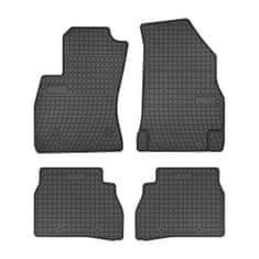 MAMMOOTH Koberce gumové, Fiat Doblo (VAN) od 01.2010, sada 4 ks, černé
