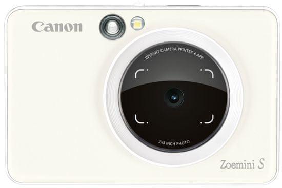 Canon fotoaparat s ugrađenim Zoemini S pisačem
