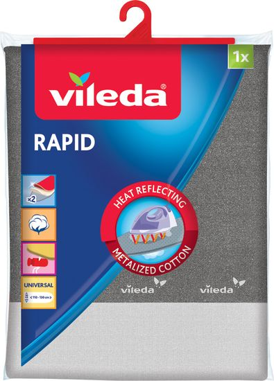 VILEDA Pokrowiec na deskę do prasowania Viva Express Rapid