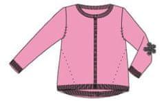 Carodel dekliški pulover, 110, roza