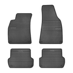 MAMMOOTH Koberce gumové, Audi A4, Seat Exeo (sedan) od 11.2000, sada 4 ks, černé