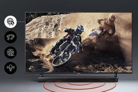 Pixel plus ultra HD