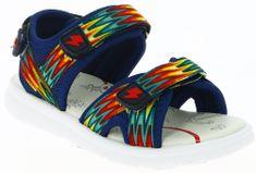 V+J fantovski sandali, 28, večbarvni