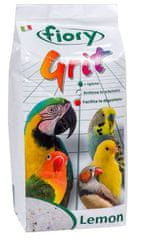 Fiory pesek za ptice z limono, 5 kg