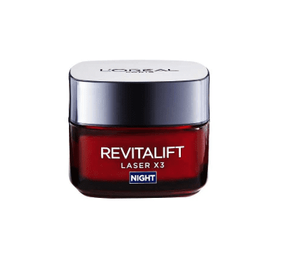 Loreal Paris nočna krema Revitalift Laser Renew, 50 ml