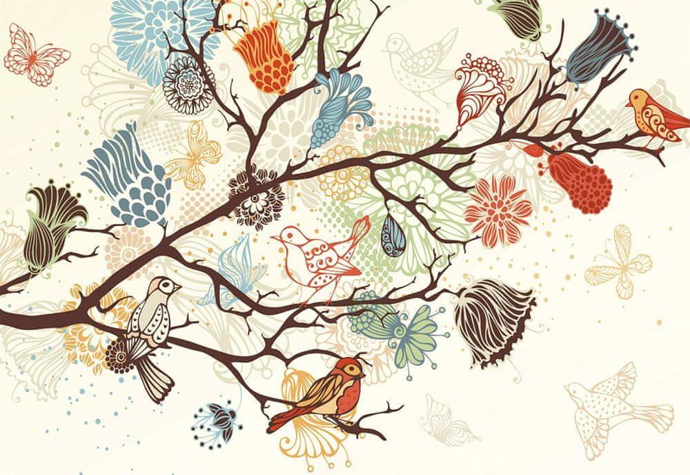 Educa Puzzle 500 dílků Floral Composition