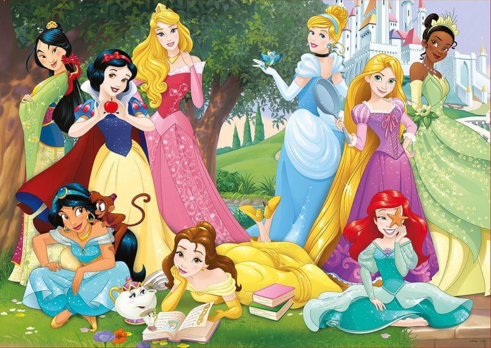 Educa Puzzle 500 dílků Disney Princess