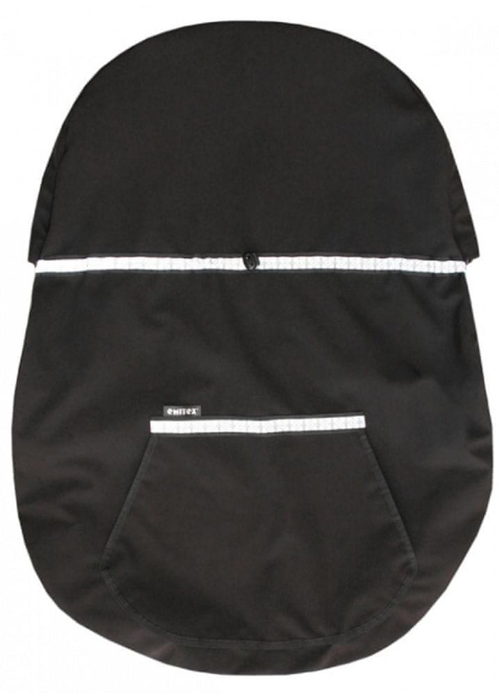 Emitex Ochranná kapsa na nosítko černá 0 - 3
