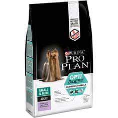 Purina Pro Plan Small & Mini Adult OPTIDIGEST Grain Free pulyka 7 kg