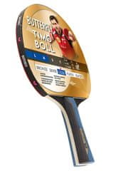 Butterfly rakietka do tenisa stołowego Boll Gold 17