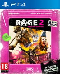 Bethesda Softworks igra Rage 2 Deluxe Wingstick Edition (PS4)
