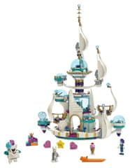 """LEGO Movie 70838 """"Hrozivý"""" vesmírny palác kráľovnej Ľubovôle"""