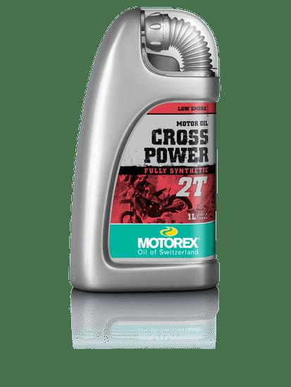 Motorex motorno olje Cross Power 2T, 1L