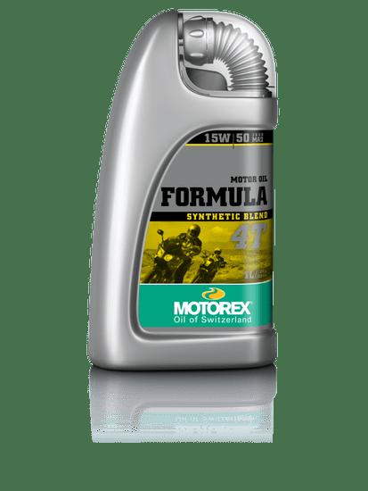 Motorex motorno ulje Formula 4T 15W50, 1L