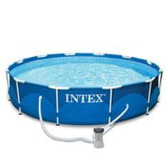 Intex bazen Metal Frame 366 × 76 cm s filtar pumpom 28212NP