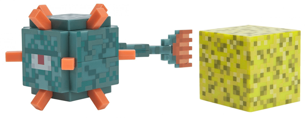 TM Toys Minecraft Figurka Guardian