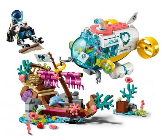 LEGO Friends 41378 Mise na záchranu delfínů
