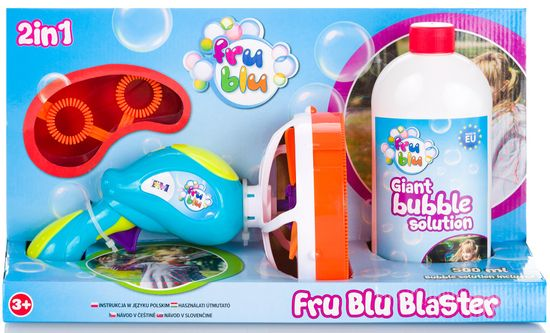 Fru Blu Blaster + Náplň 0,5 L