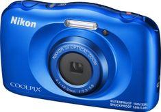 Nikon aparat fotograficzny Coolpix W150 Blue Backpack Kit