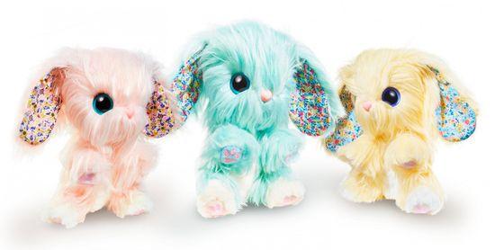 TM Toys Fur Balls Csavargó virágos