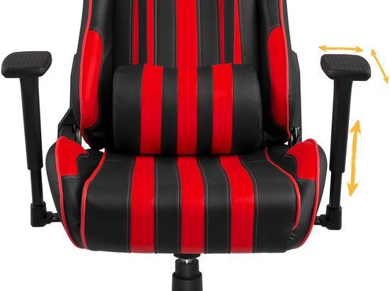 Yenkee YGC 100RD Sabotage, fekete/piros (YGC 100RD)