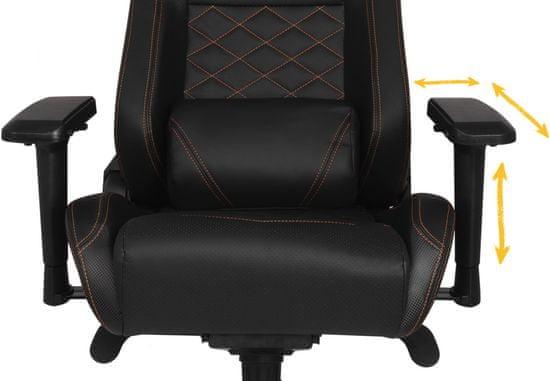 Yenkee YGC 200BK Forsage XL, fekete (YGC 200BK)