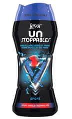Lenor UN stoppables vonné perličky Sport 210 g