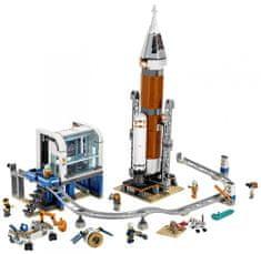 LEGO zestaw City 60228 Start rakiety kosmicznej