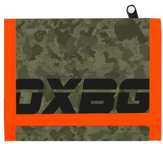 Karton P+P denarnica OXY Army/Orange