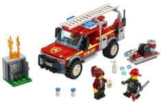 LEGO® City 60231 Zásahový vůz velitelky hasičů