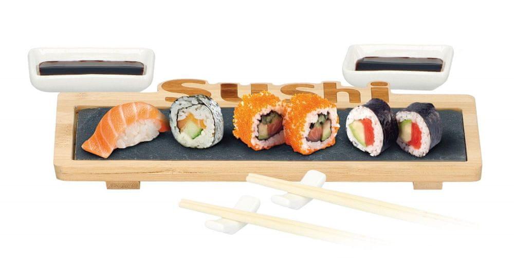 Timelife Sada na sushi 30x16cm 7 součástí