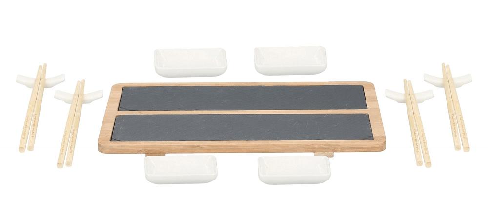 Timelife Sada na sushi 33x20cm 13 součástí