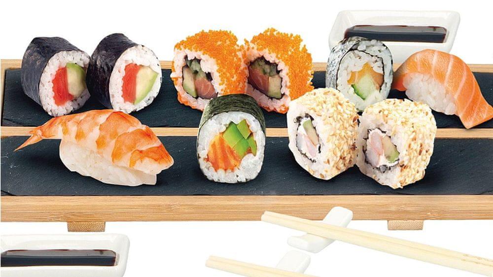 TimeLife Sada na sushi (33 × 20 cm), 13 součástí