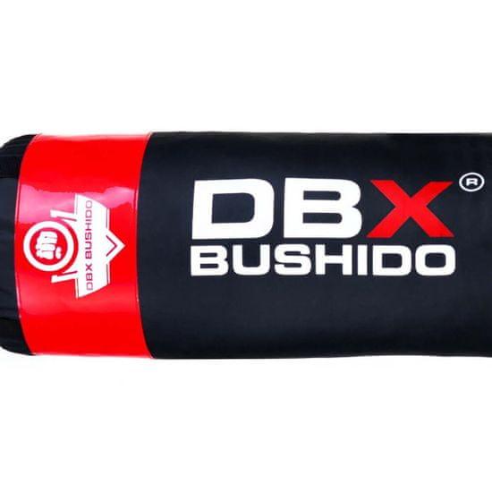 DBX BUSHIDO boxovací pytel pro děti 80/30 cm, 15 kg, červený