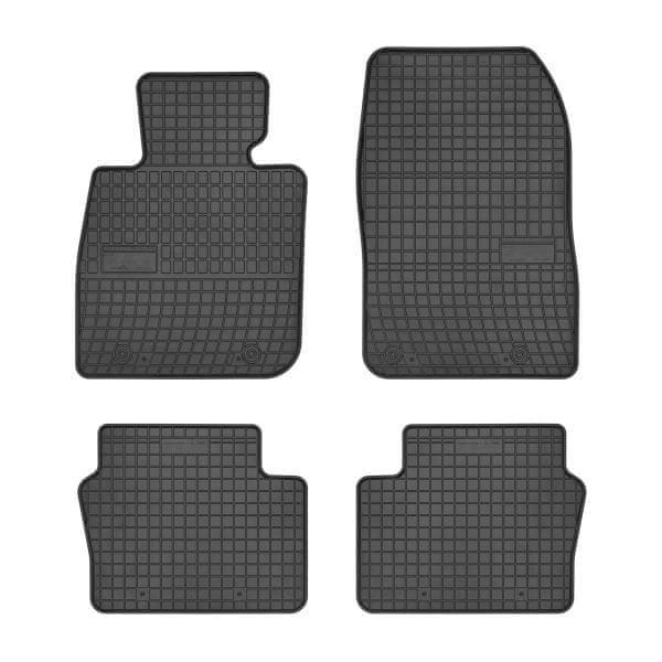 MAMMOOTH Koberce gumové, Mazda CX-3 (SUV) od 05.2015, sada 4 ks, černé
