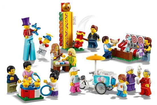 LEGO City 60234 Set znakov – Zabavni sejem