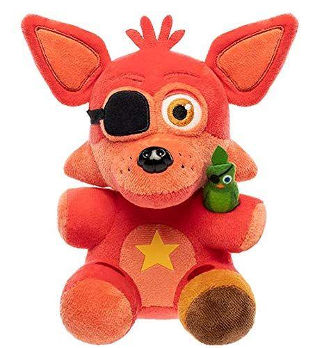 Plyšák Five Nights at Freddys - Rockstar Foxy (Funko)