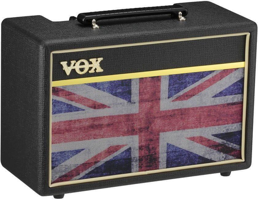Vox Pathfinder Union Jack BK Kytarové tranzistorové kombo