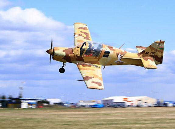 Allegria akrobatický let s letadlem Bulldog