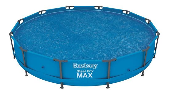 Bestway 58242 ponjava za bazene, 3,56 m, solarna
