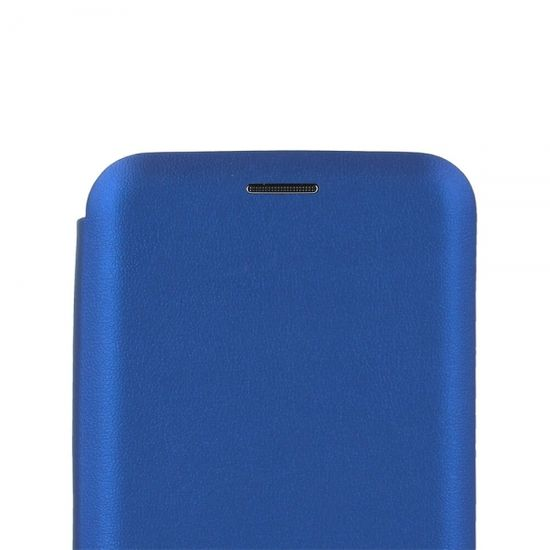 Havana Premium Soft preklopna torbica za Huawei Y5 2018, modra