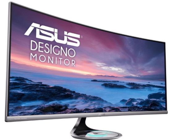 Asus IPS UWQHD+ monitor Designo MX38VC