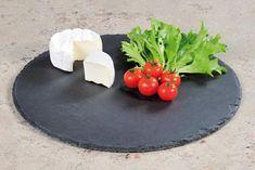 Kesper Kulatá břidlicová deska na servírování jídla