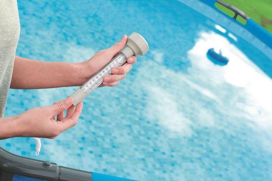 Bestway Flowclear plavajoči termometer za bazene 58072