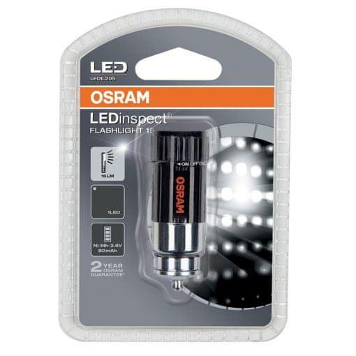 Osram LED kontrolní svítilna LEDIL205, LEDIL205