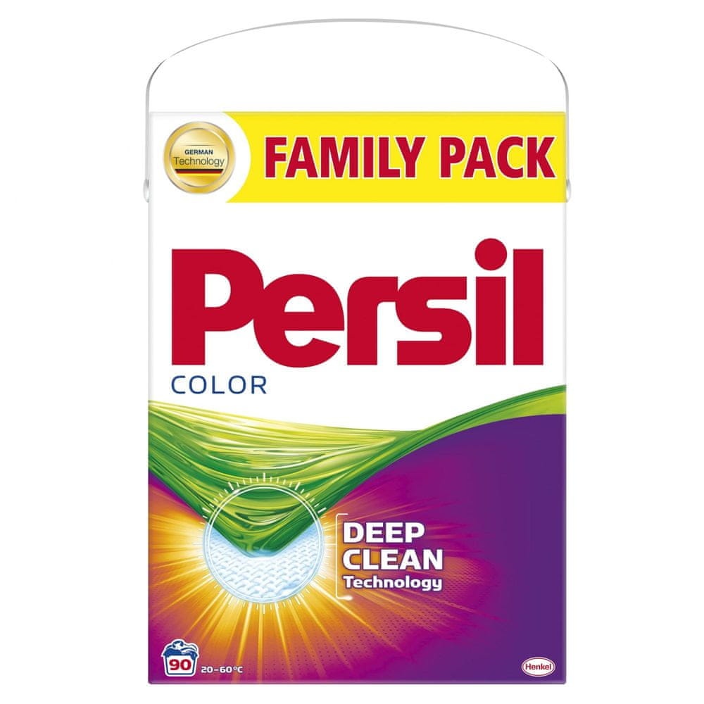 Persil Prací prášek Color 90wl Box